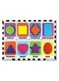 Melissa&Doug Ahşap Oyuncakları Renkli